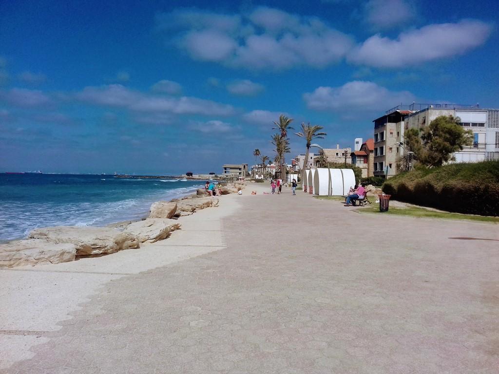 Все пляжи хайфы с фото